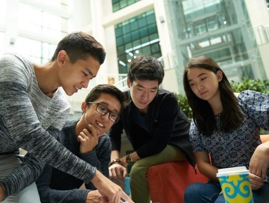 Language and preparatory courses at Nazarbayev University Department of lifelong learning